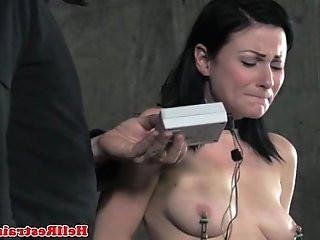 Nipple sucked skank in TT NT treatment
