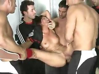 Punhished girl soccer game