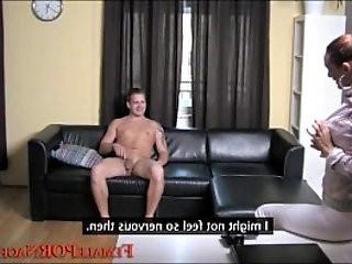 Blonde Stud Enjoys a Casting Fuck