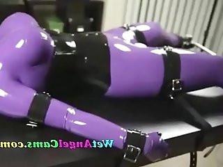 Extreme Bondage Forced to Cum o Cam