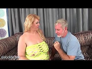 Big titty plumper Amazon Darjeeling gets her asshole drilled