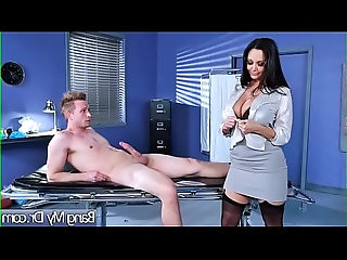 Ava Addams Hot Patient Get Seduced By Doctor And Nailed movie