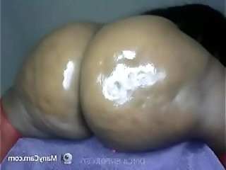 Juicy Oiled Ass Squirting