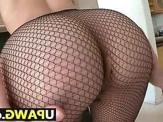 Anikka Albrite has the most perfect ass