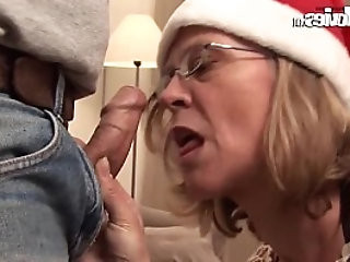 Sexy Granny is in charge