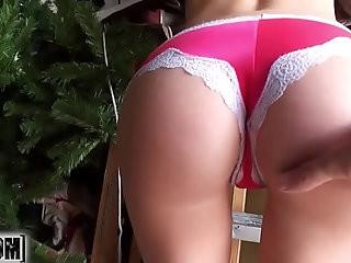 Girlfriend Tries Anal video starring Halle Von