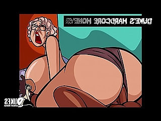 Thick Ass Granny Fucked by Big Black monster Cock!